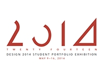 2014 Senior Portfolio Exhibit