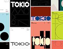 Tokio Poster Series