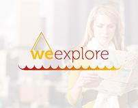 WeExplore - Travel Agency