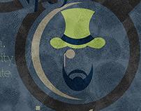 Sherlock Vs Moriarty Poster