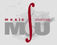 Music Universiade'15 Promo