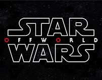 Star Wars OffWorld - Landing Page