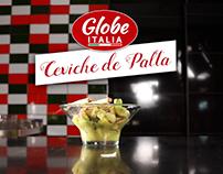 Recetas Co-branding Victorinox/Globe Italia