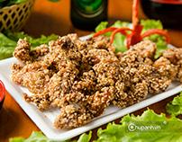 Chụp ảnh món ăn Quán vịt