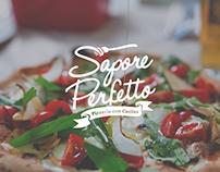 Sapore Perfetto, pizzeria con cucina