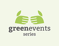 Green Events Series - Logo Collection