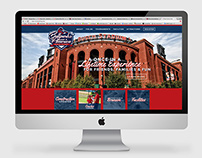 Ballparks of America Website