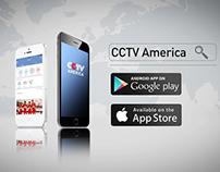 CCTV-America App Promo