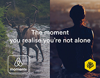 Airbnb - Moments