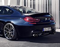 BMW M6 | CGi | 3D Render