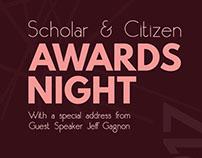 Scholar & Citizen