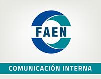 FAEN S.A. Comunicación interna