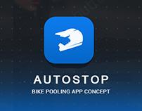 AUTOSTOP - BikePooling App