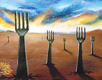 Cactunedores (Cactus-fork)