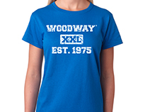 Woodway Promo Apparel
