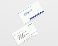 Flyer & Business Card Design - ArtClean