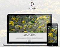 Árboles Mágicos | WordPress Custom Theme