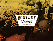 House of Vans x Apple Music