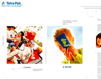 Tetra Pak - brochure 2006 | presso la W&Media