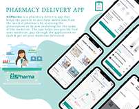 XLPharma - On Demand Medicine Delivery Platform