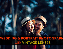 PORTRAIT PHOTOGRAPHY WITH VINTAGE LENSES