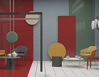 ∆ Interior design for coffee addicted persons