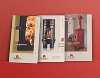 LA CASTELLAMONTE . Branding & Website