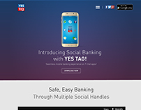 Yes Tag Landing Page