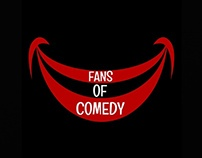 Fans of Comedy Logo Design