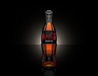 Coke Zero 3D