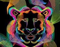 Neon Lion Blend