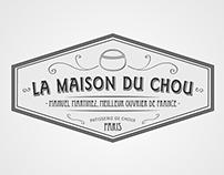Logos 2012 2013 on behance - La maison du chou ...