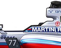 2016 F1 Concepts