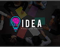 IDEA Powerpoint Presentation Template