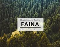 FAINA | Inspiration in Ukraine