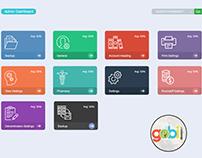 Dashboard Menu Design