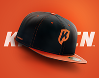KHISNEN/ my personal logo