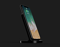 LONTEMS Wireless Charger