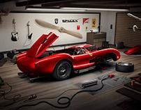 Ferrari 250 Testa Rossa vol.2