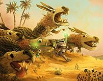 Seaside Dragons
