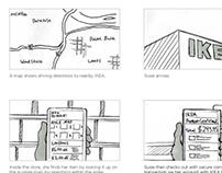 Storyboarding | Concept Design
