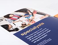 LLUK Catalyst - Brochure Design