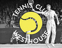 Tennis Club de Westhouse / Logotype