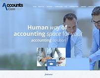 Accounts core