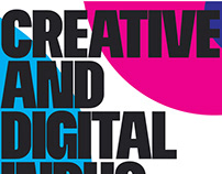 Creative AR poster