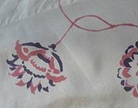 Teintures naturelles et impressions textiles