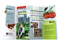 Urban Gardening Brochure