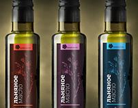 Altai Flax Oils