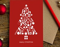 Beautiful Custom Christmas cards
