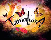 Tamaluna - Typeface